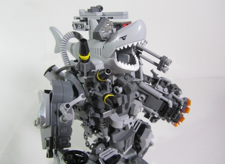 predator: Lego Predator Ship
