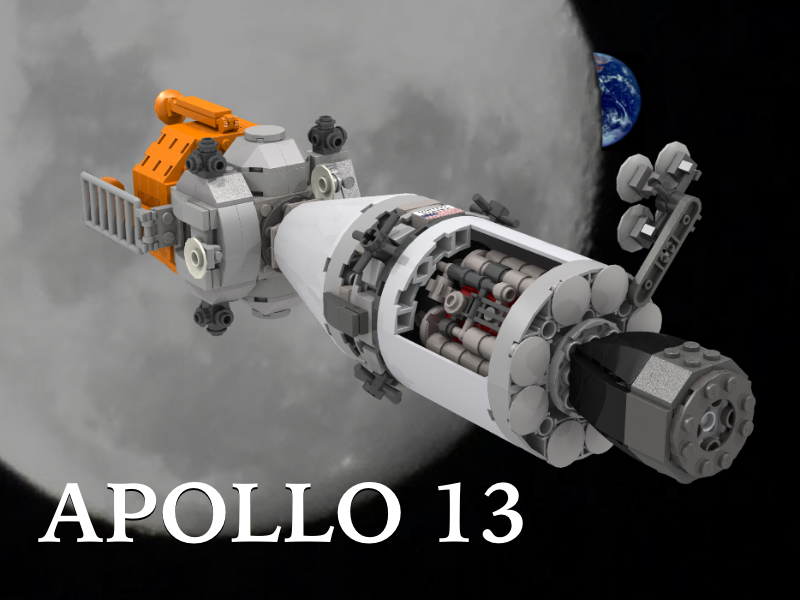 Lego Ideas Product Ideas Apollo 13