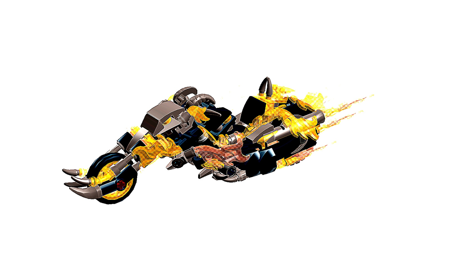 LEGO IDEAS - Product Ideas - Ghost Rider's Motorcycle UCS