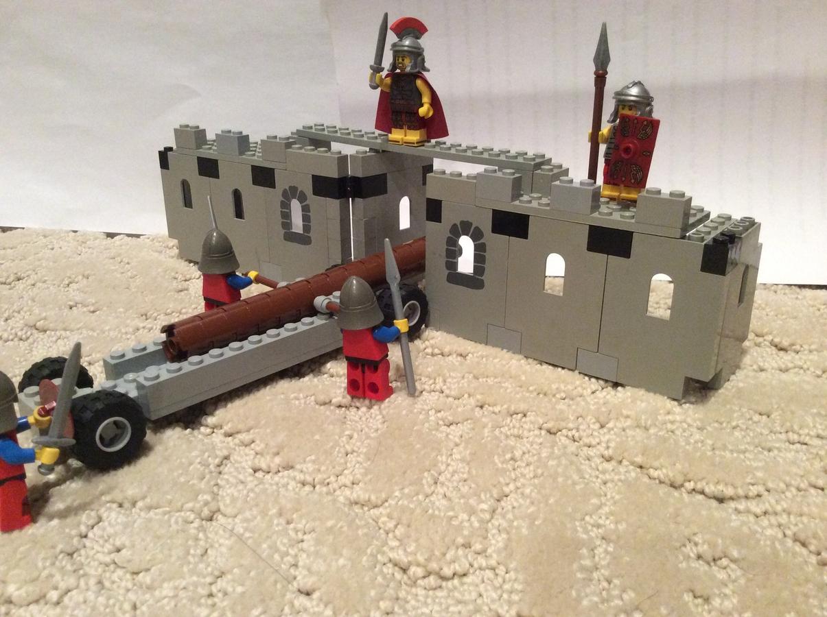 Lego Ideas Product Ideas Castle Siege