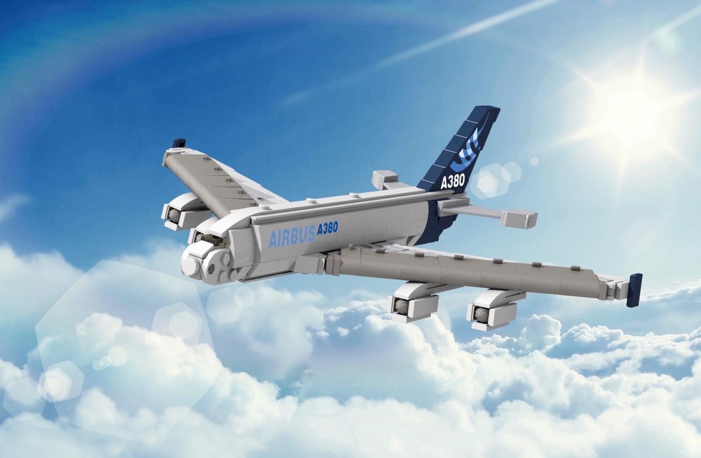 Lego Ideas Product Ideas Airbus A380