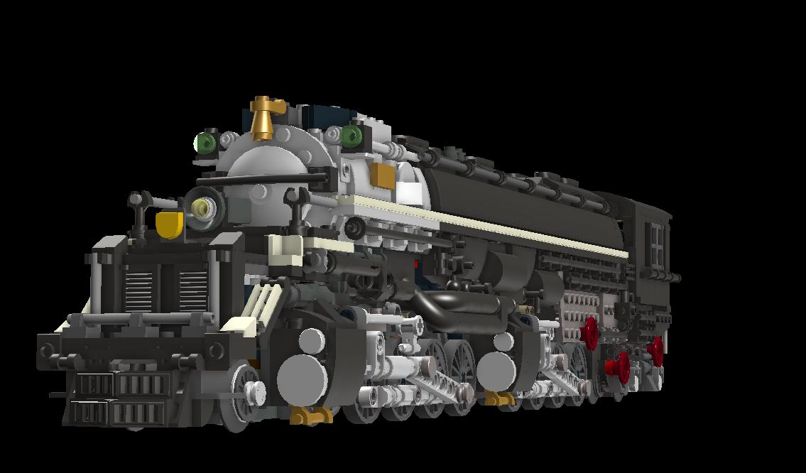 LEGO IDEAS - Product Ideas - Steam Locomotive Master Build