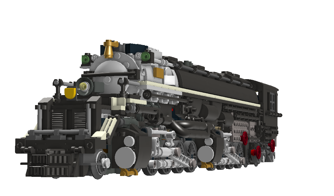 Lego Ideas Product Ideas Steam Locomotive Master Build