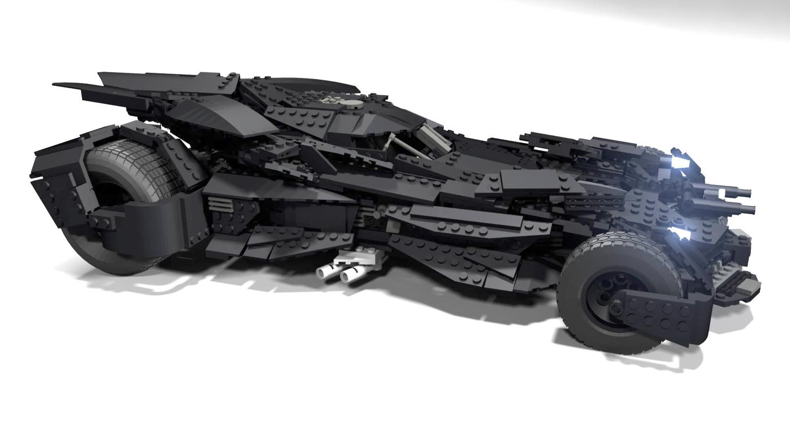 LEGO IDEAS - Product Ideas - UCS Batman v Superman: Dawn ...