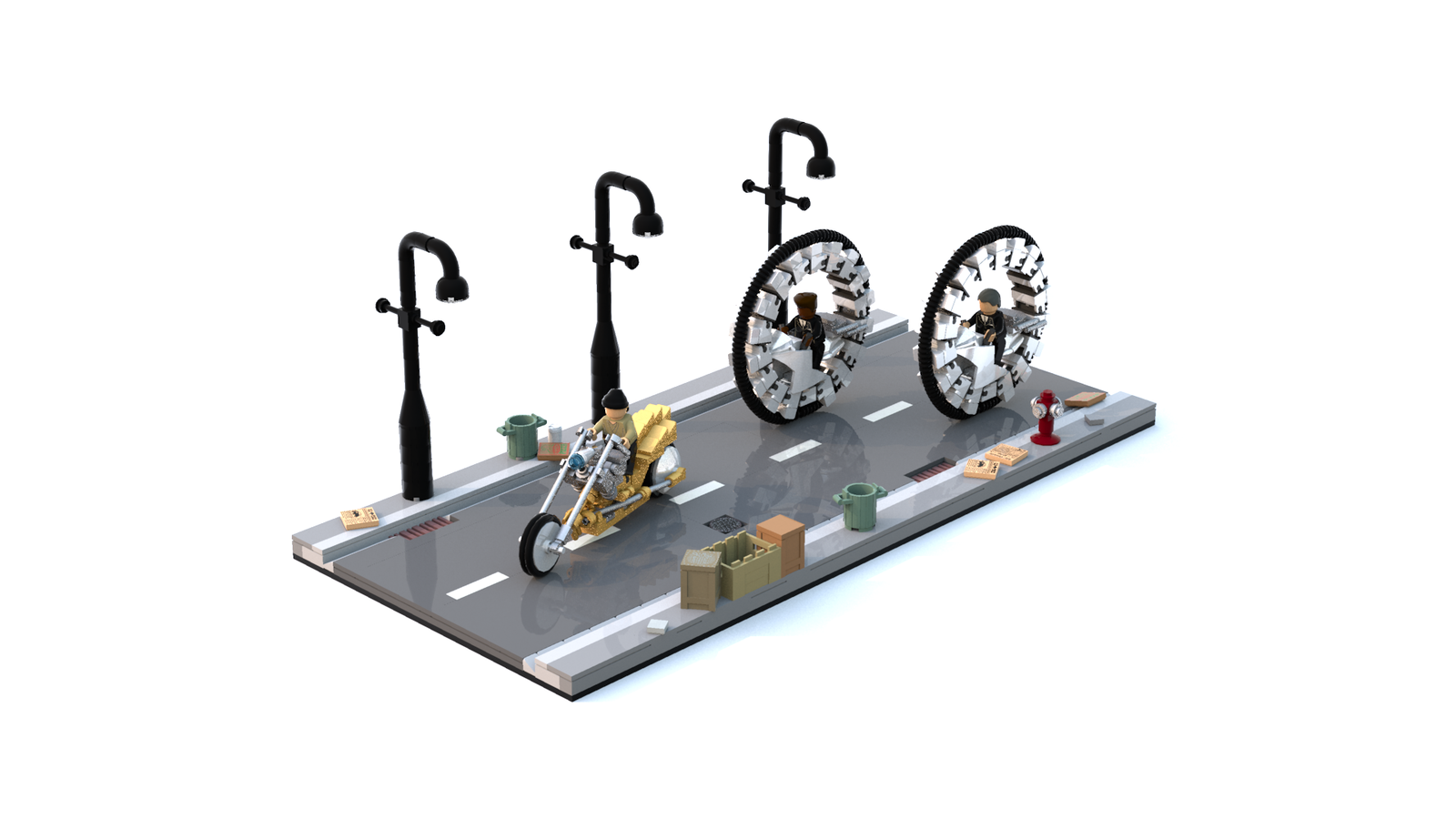 Lego Ideas Product Ideas Men In Black 3