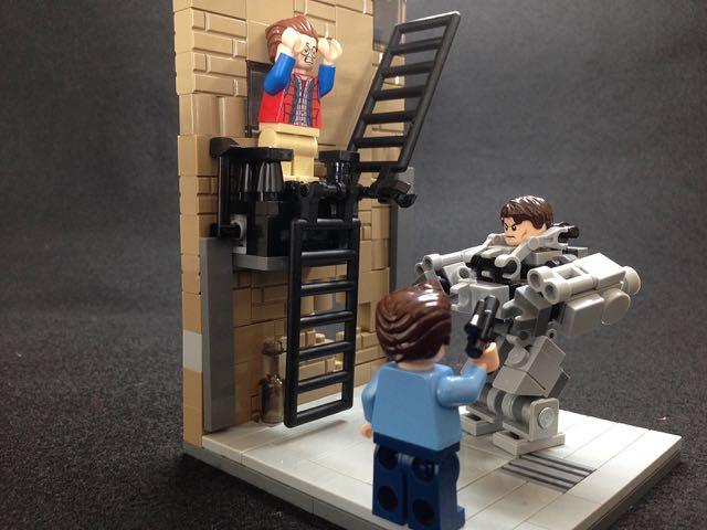 Lego Ideas Product Ideas Exo Suit Smash