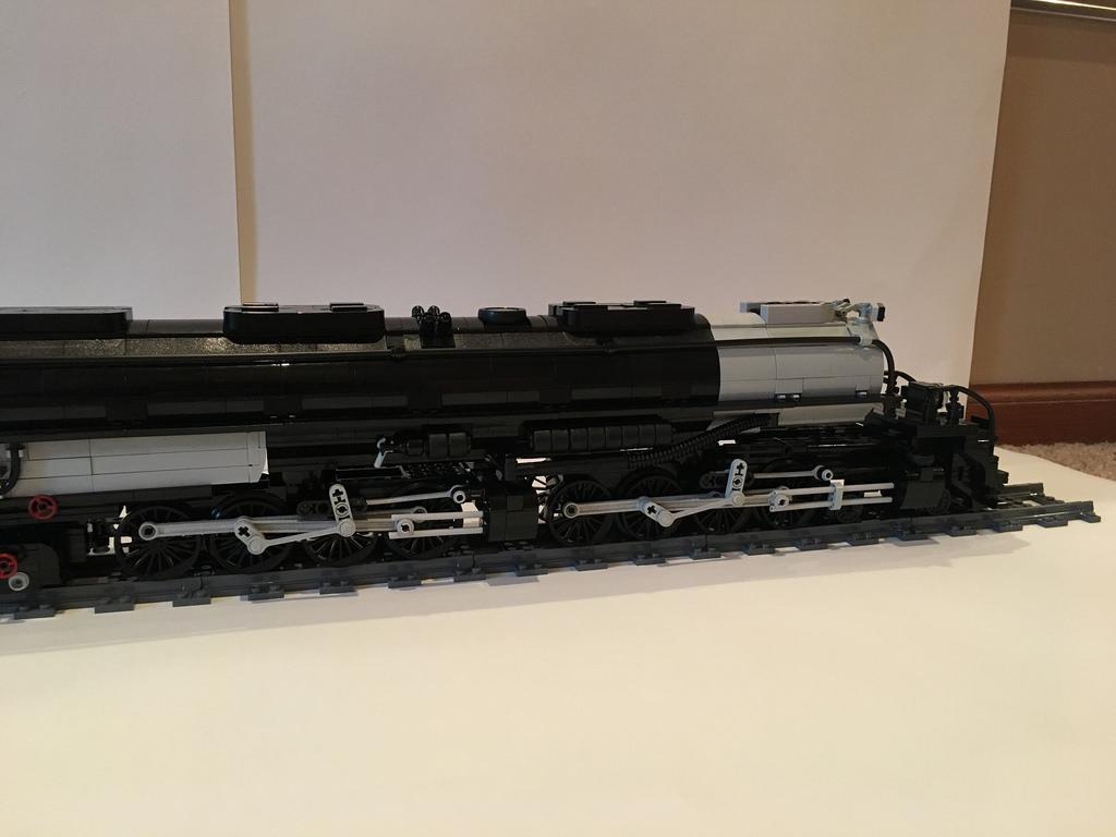 lego ideas product ideas union pacific 4014 big boy steam engine