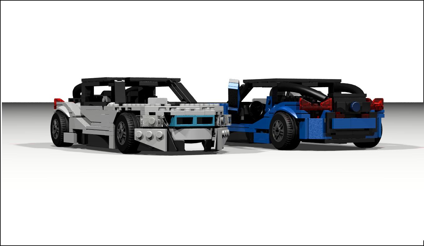 Lego Ideas Product Ideas Bmw I8