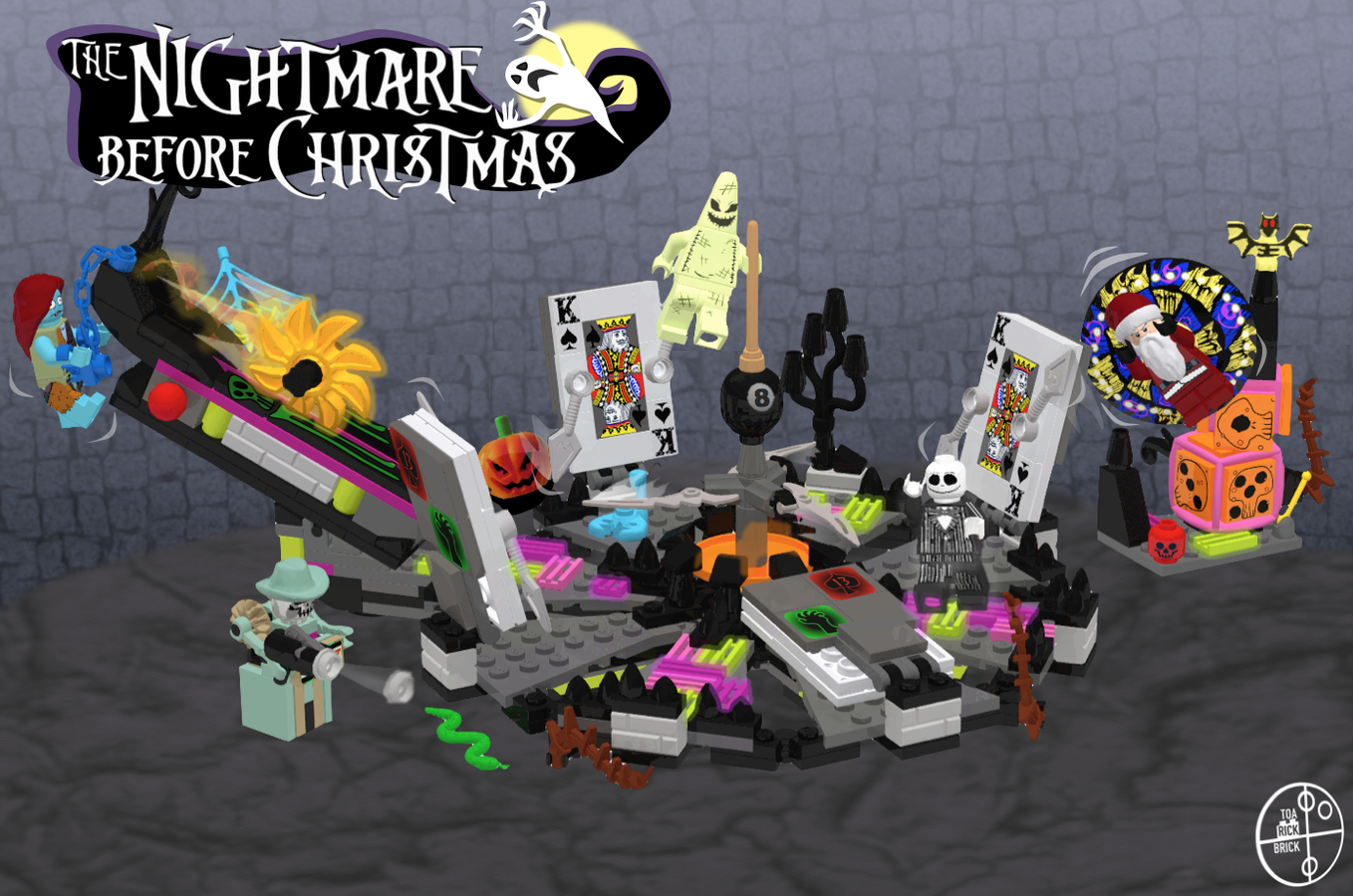 LEGO IDEAS - Product Ideas - Nightmare Before Christmas