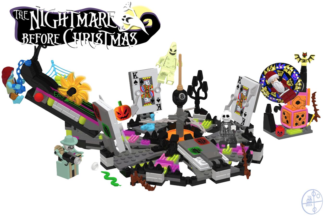 LEGO IDEAS - Product Ideas - Nightmare Before Christmas