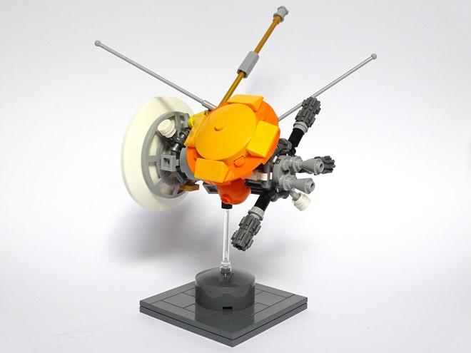 LEGO IDEAS - Product Ideas - Cassini-Huygens Spacecraft