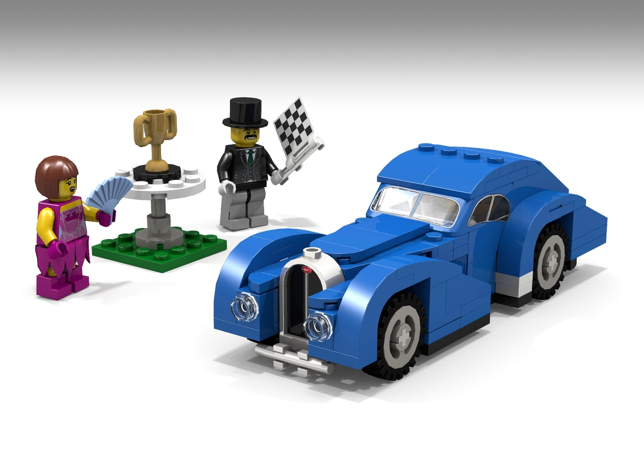 lego ideas product ideas bugatti atlantic lego speed. Black Bedroom Furniture Sets. Home Design Ideas