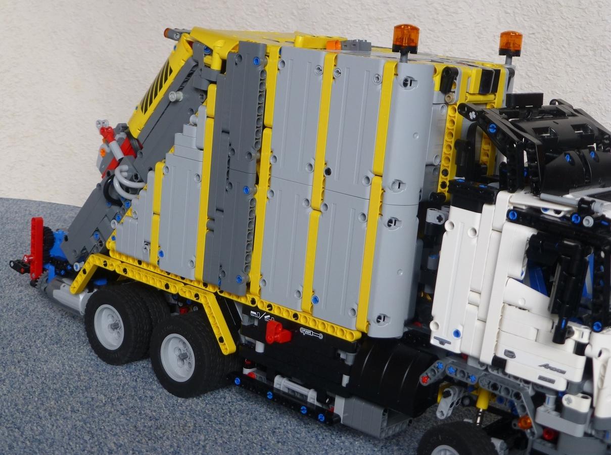 Lego Ideas Product Ideas Garbage Truck
