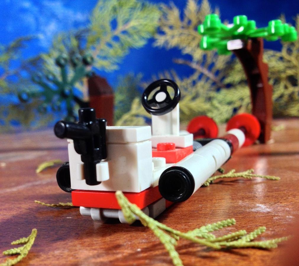 LEGO Star Wars Jace Malcom's
