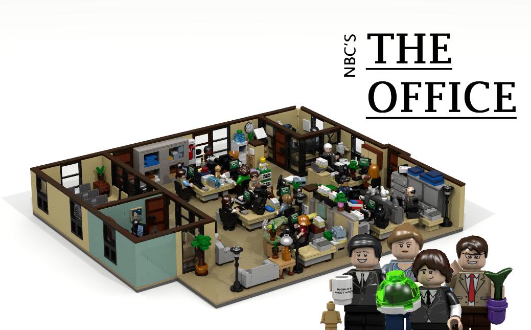 Lego Ideas Product Ideas The Office Us