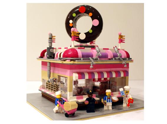 Lego Ideas Product Ideas Donut Candy Shop