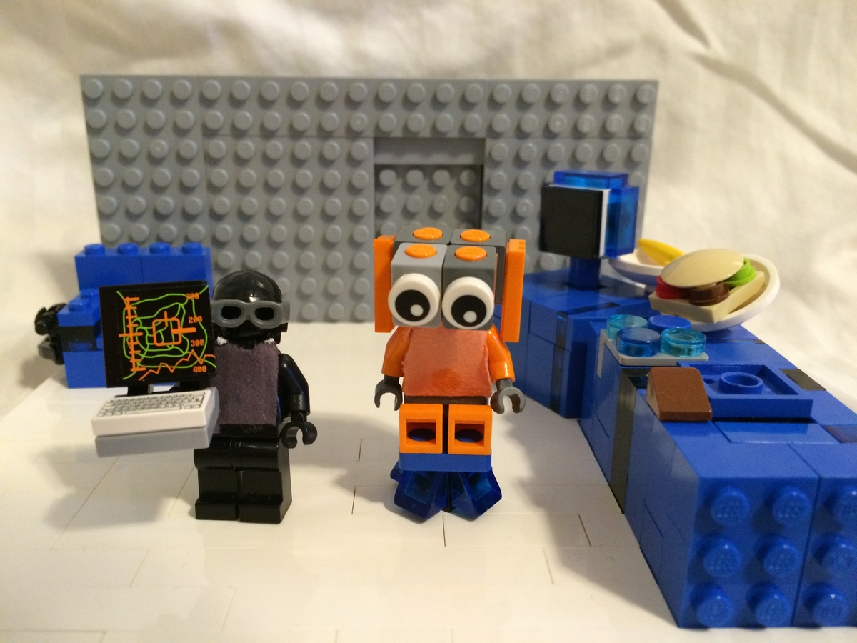 LEGO IDEAS - Product Ideas - Fetch with Ruff Ruffman