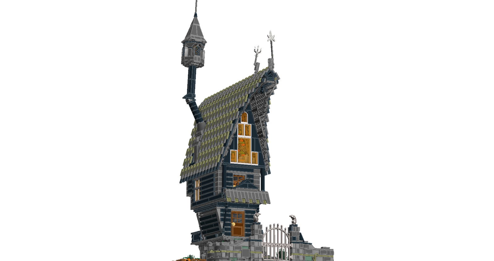 LEGO IDEAS - Product Ideas - The Nightmare Before Christmas - Jack\'s ...