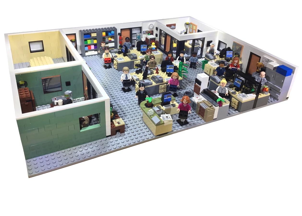 29b6691263d LEGO IDEAS - Product Ideas - The Office