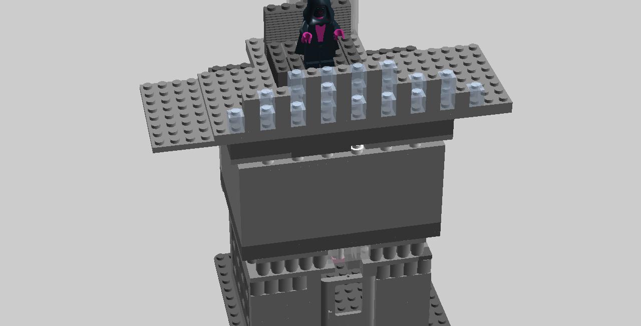 Lego Ideas - Product Ideas - Lego Teen Titans Go Tower-3918