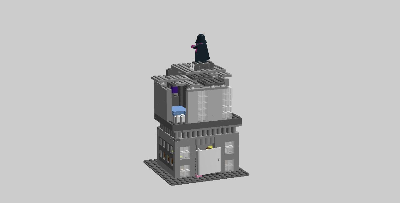 Lego Ideas - Product Ideas - Lego Teen Titans Go Tower-4221