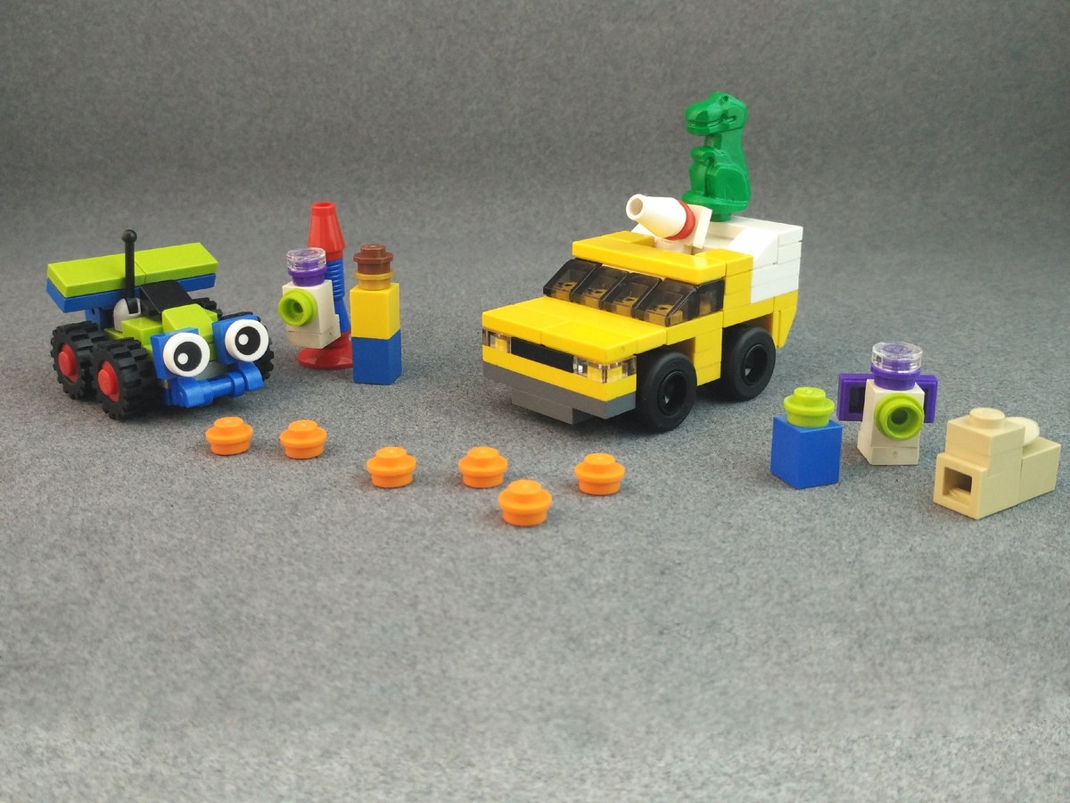 Lego Ideas Product Ideas Micro Sets Toy Story Sets
