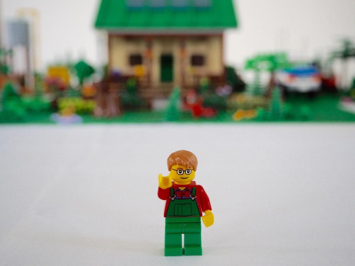 LEGO IDEAS - Product Ideas - Off Grid Cabin