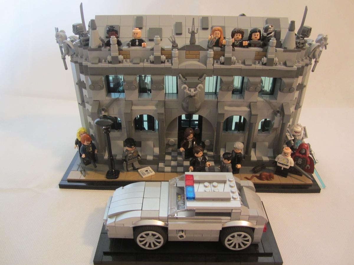 Lego Ideas Product Ideas Gotham Tv Show Police