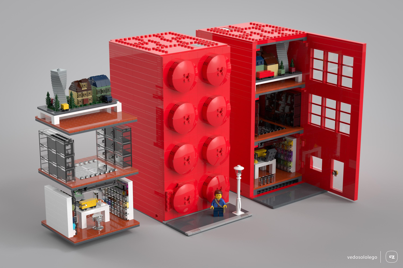 LEGO IDEAS - Product Ideas - The AFOL Brick House