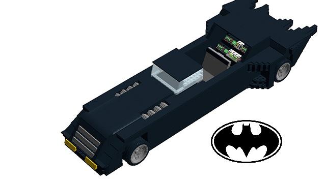 Lego Ideas Product Ideas Batmobile From The Animated Series