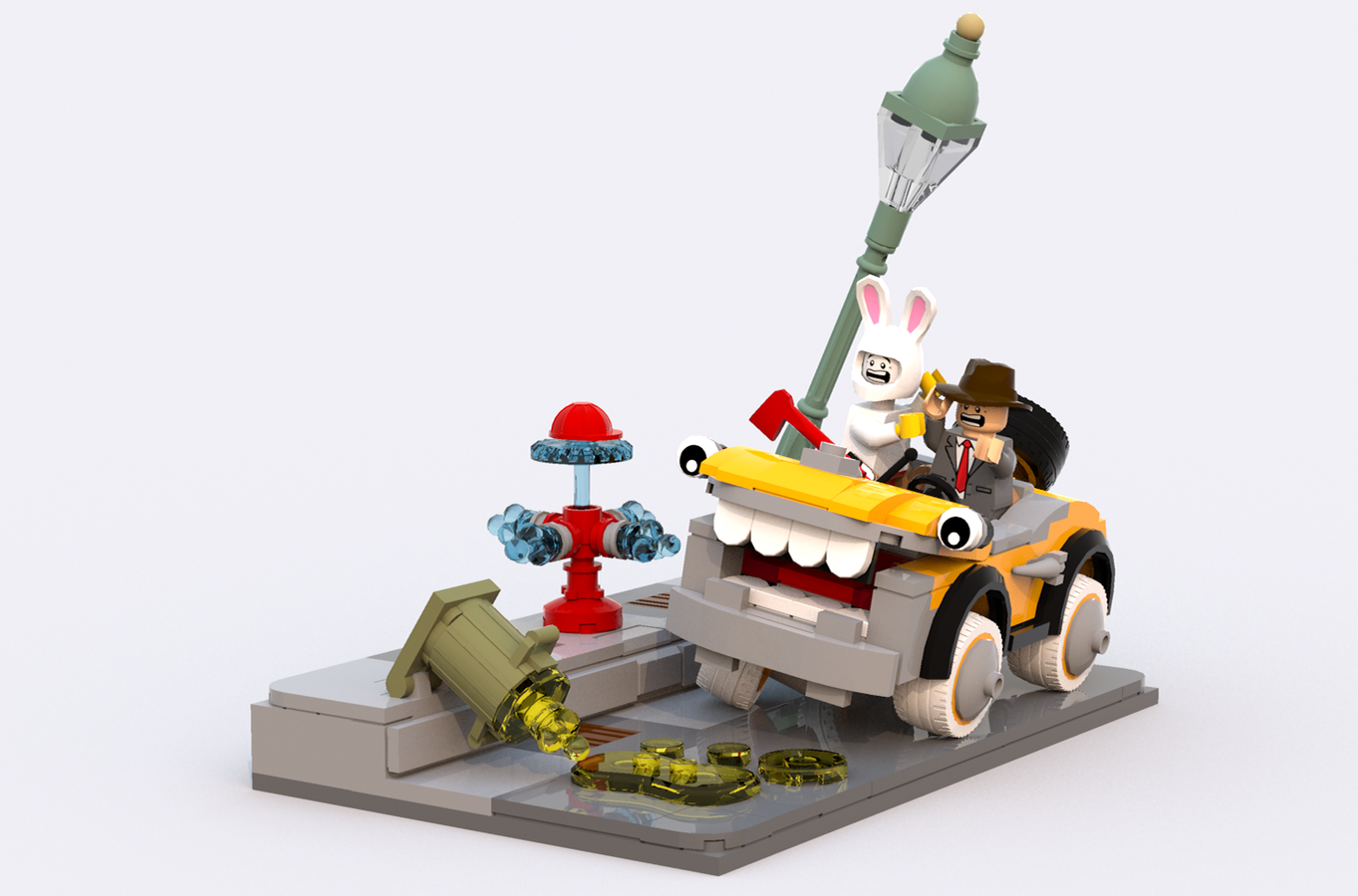 LEGO IDEAS - Product Ideas - Who Framed Roger Rabbit