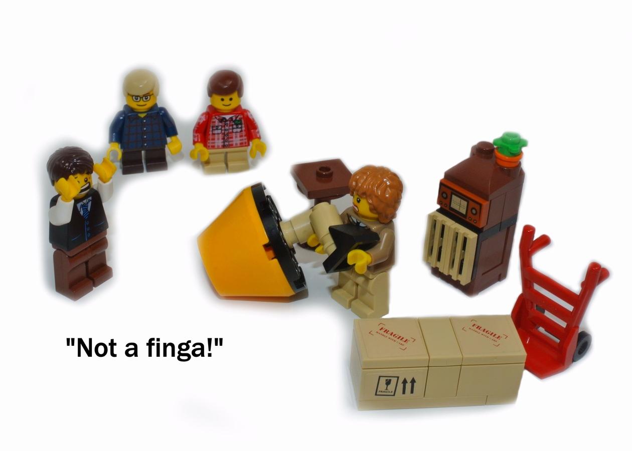 LEGO IDEAS - Product Ideas - The Lego Christmas Story House