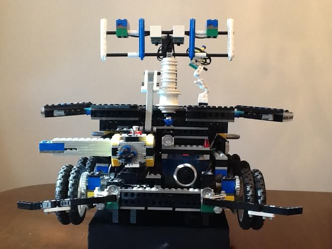 Lego Ideas Product Ideas Mars Exploration Rover Mer