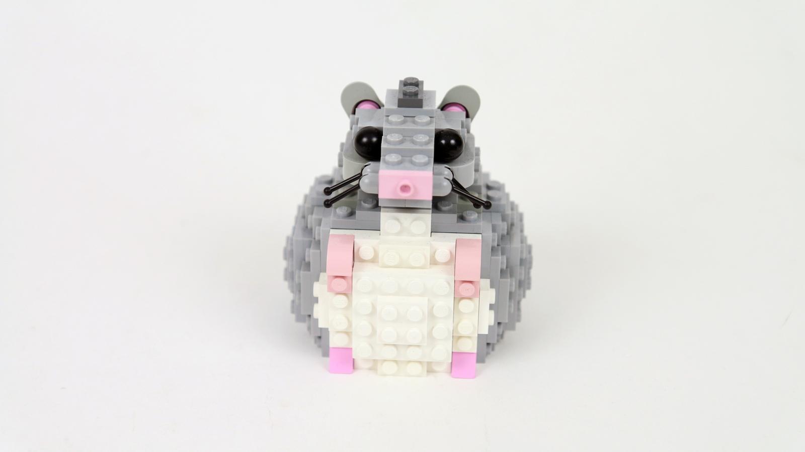 LEGO IDEAS - Product Ideas - Dwarf Hamster