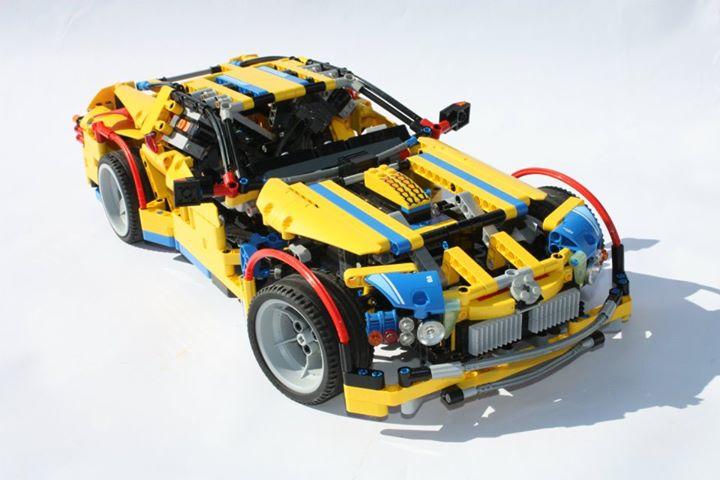 Lego Ideas Product Ideas Bmw Super Car