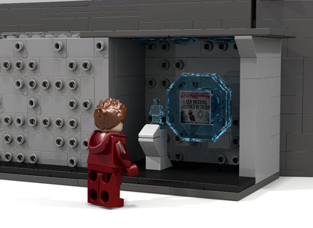 Lego Ideas Product Ideas The Flash Star Labs