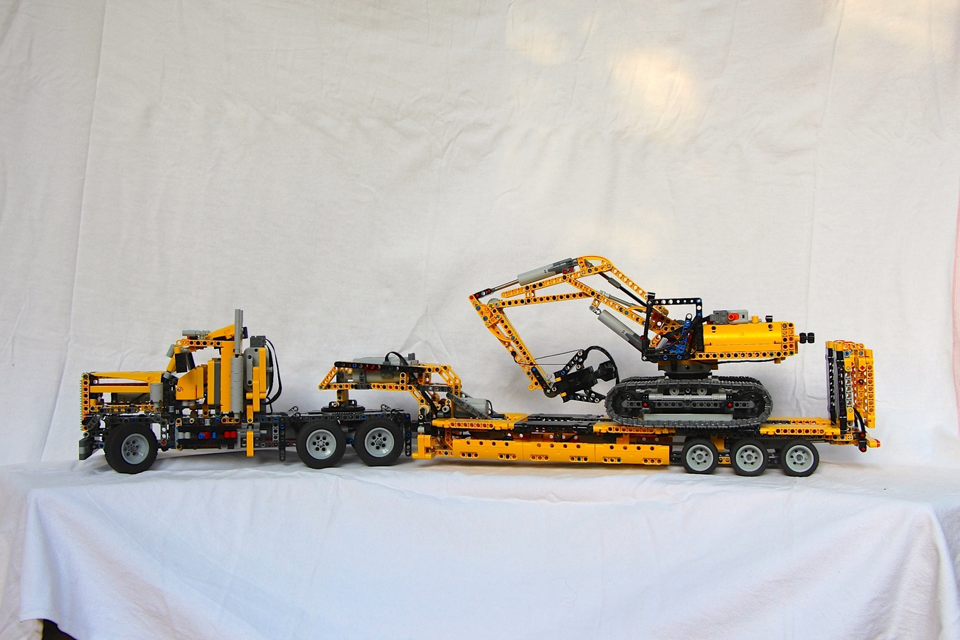 Lego Ideas Product Ideas Technic Remote Control Flatbed Truck