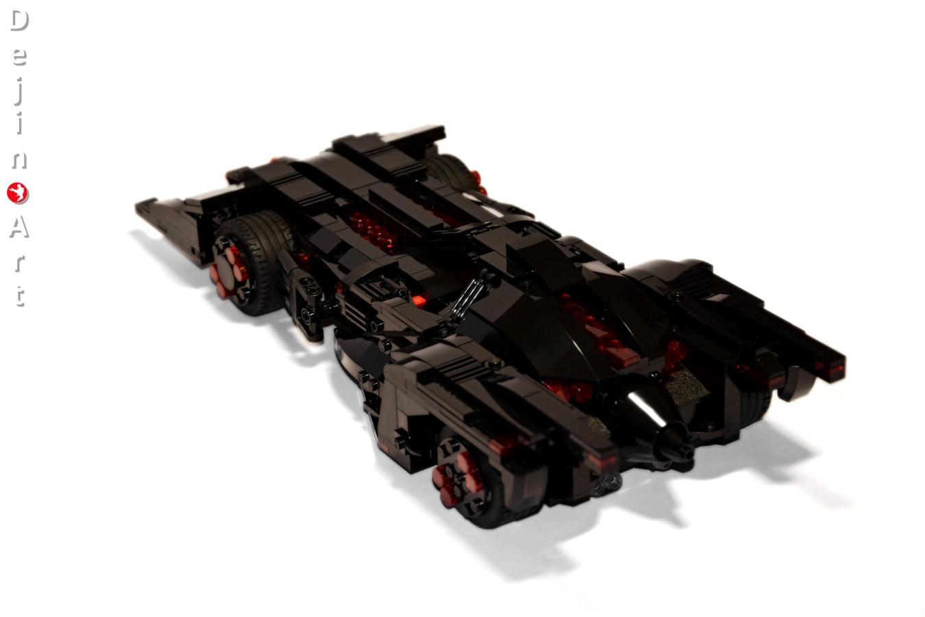 Lego Ideas Product Ideas Ucs Batmobile 2016