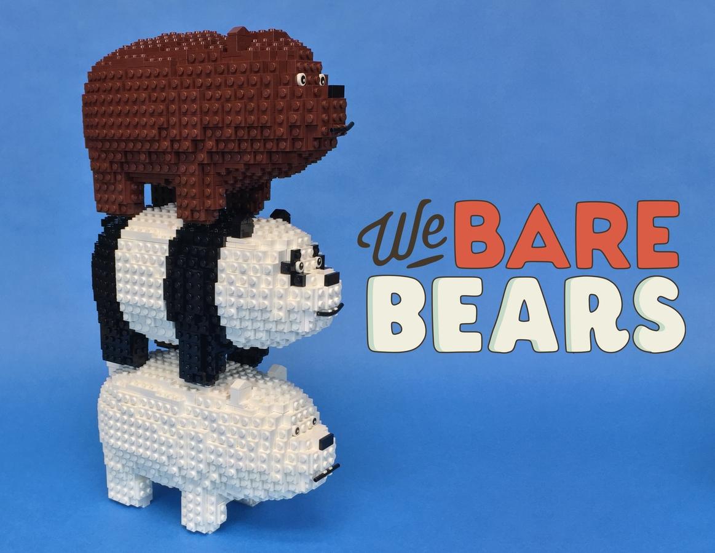 lego ideas product ideas we bare bears
