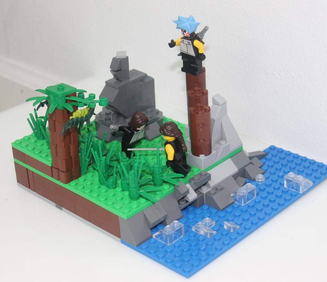 Lego Ideas Product Ideas Naruto Anbu Black Ops Ninja