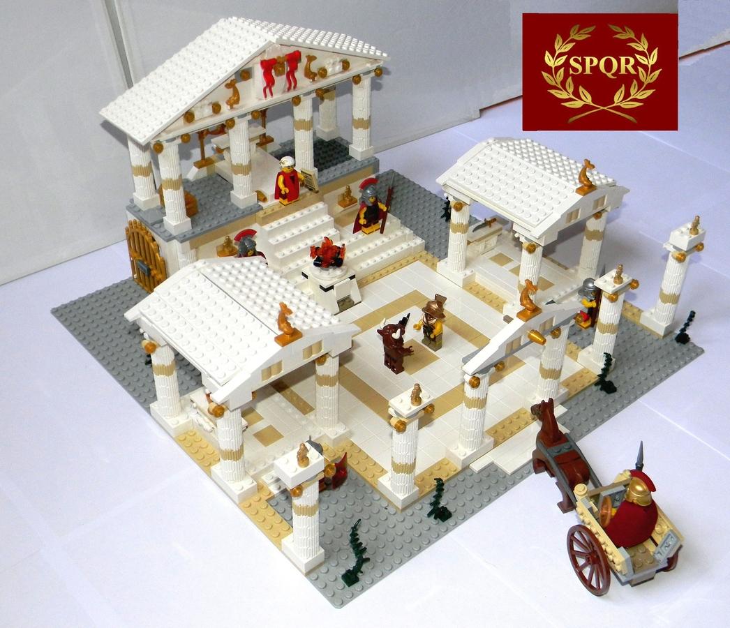 Roman Food Ideas