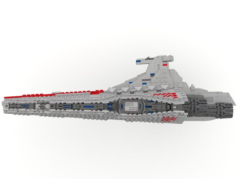 Lego Ideas Product Ideas Midi Scale Venator Star Destroyer