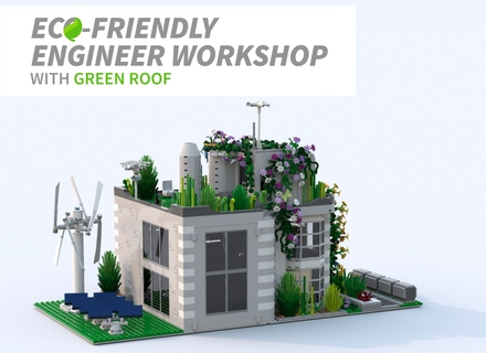Lego Ideas Product Ideas Eco Friendly Engineer