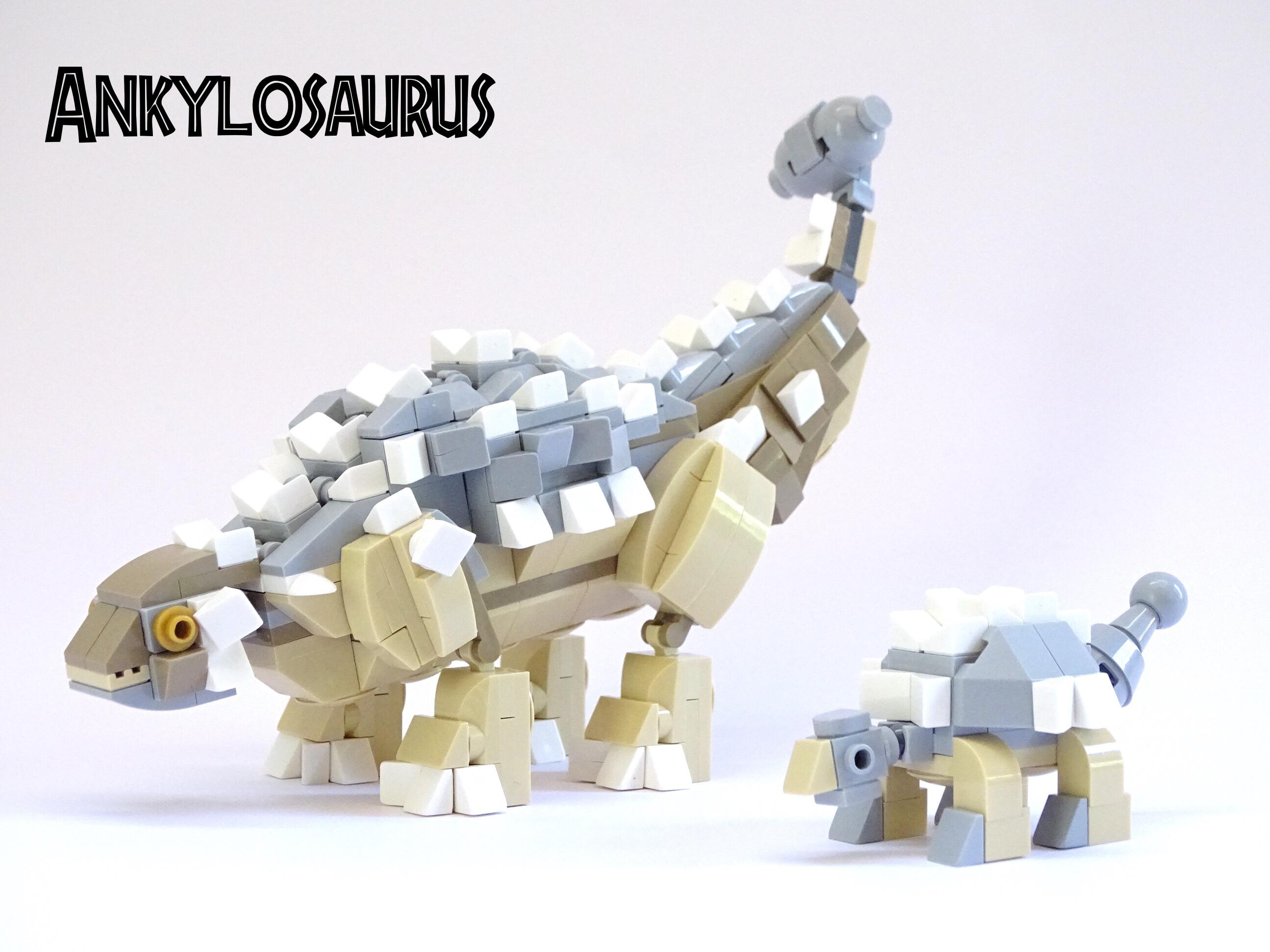 Lego Ideas Product Ideas Brick Built Dinosaurs Collection