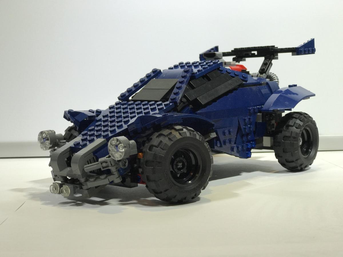 Lego Ideas Product Ideas Rocket League Lego Octane Car