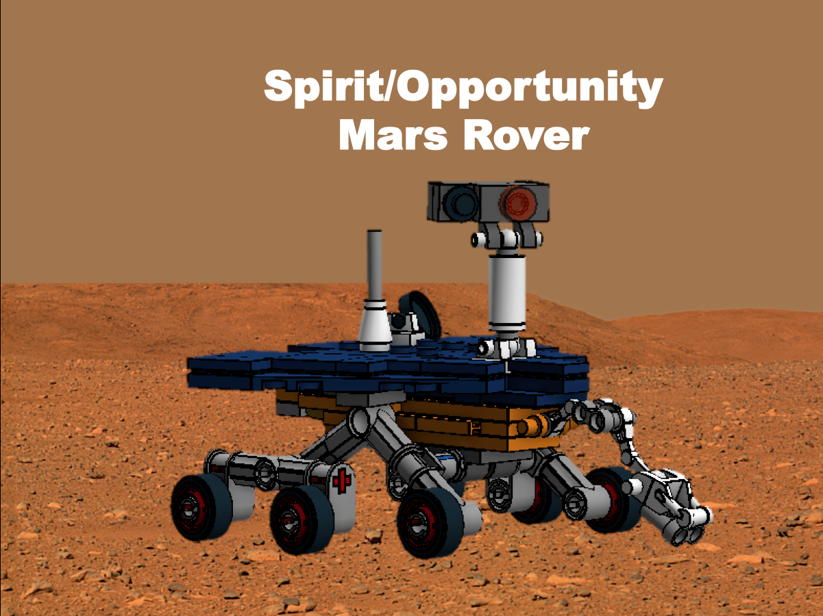 mars rover spirit - photo #12