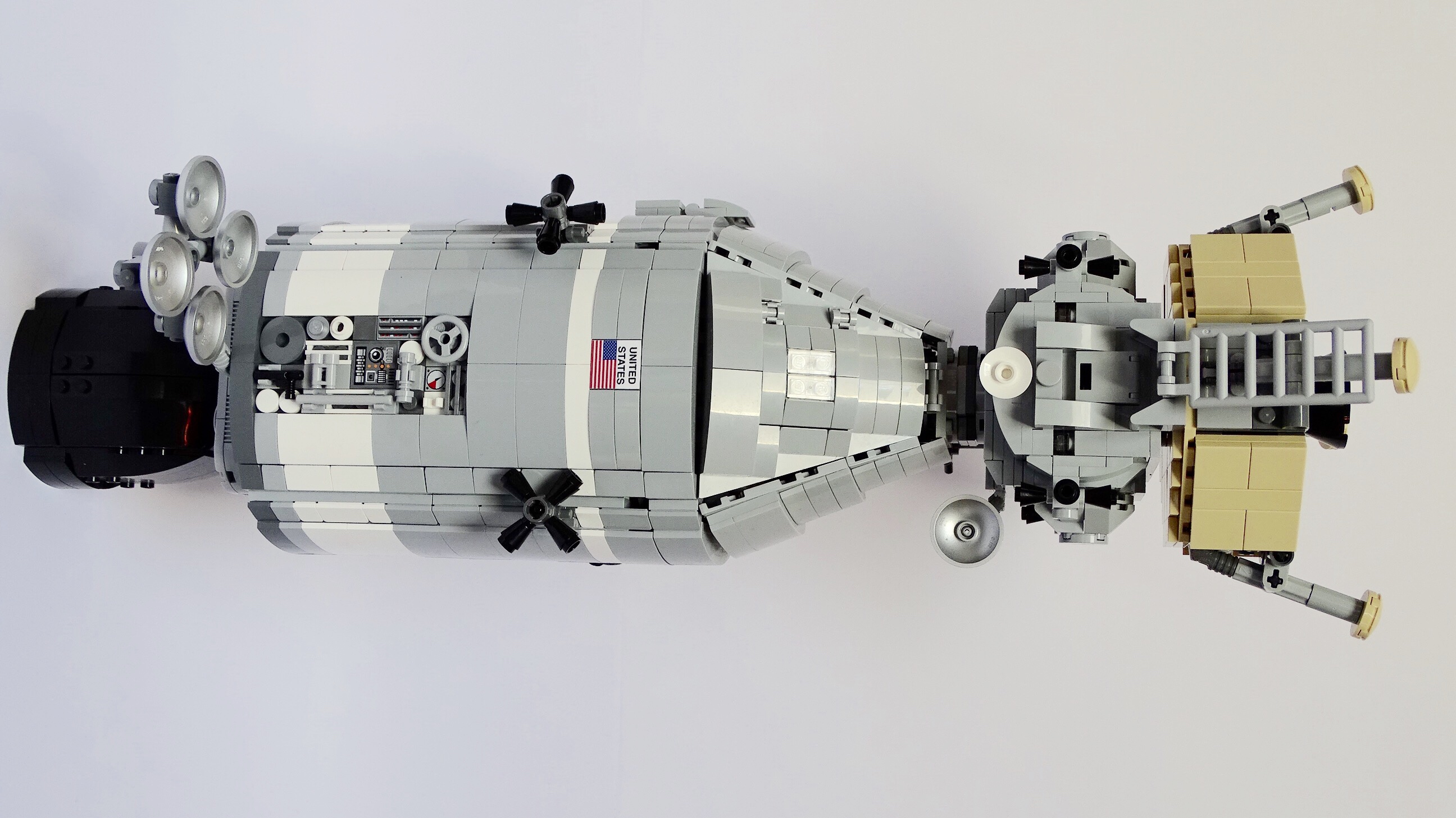 Lego Ideas Product Ideas Apollo Program Moon Explorers