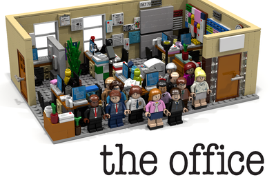 LEGO IDEAS - Product Ideas - The Office - NBC