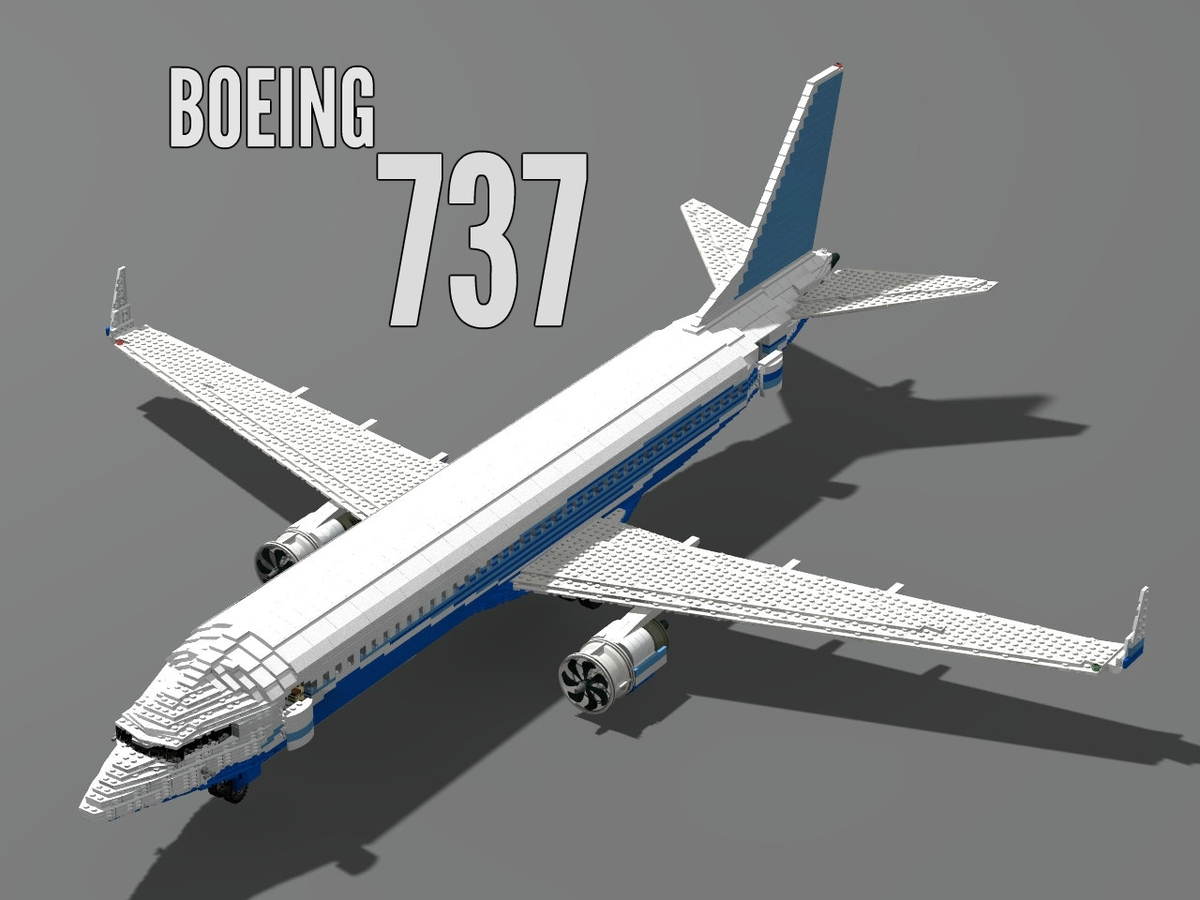 lego ideas product ideas the boeing 737