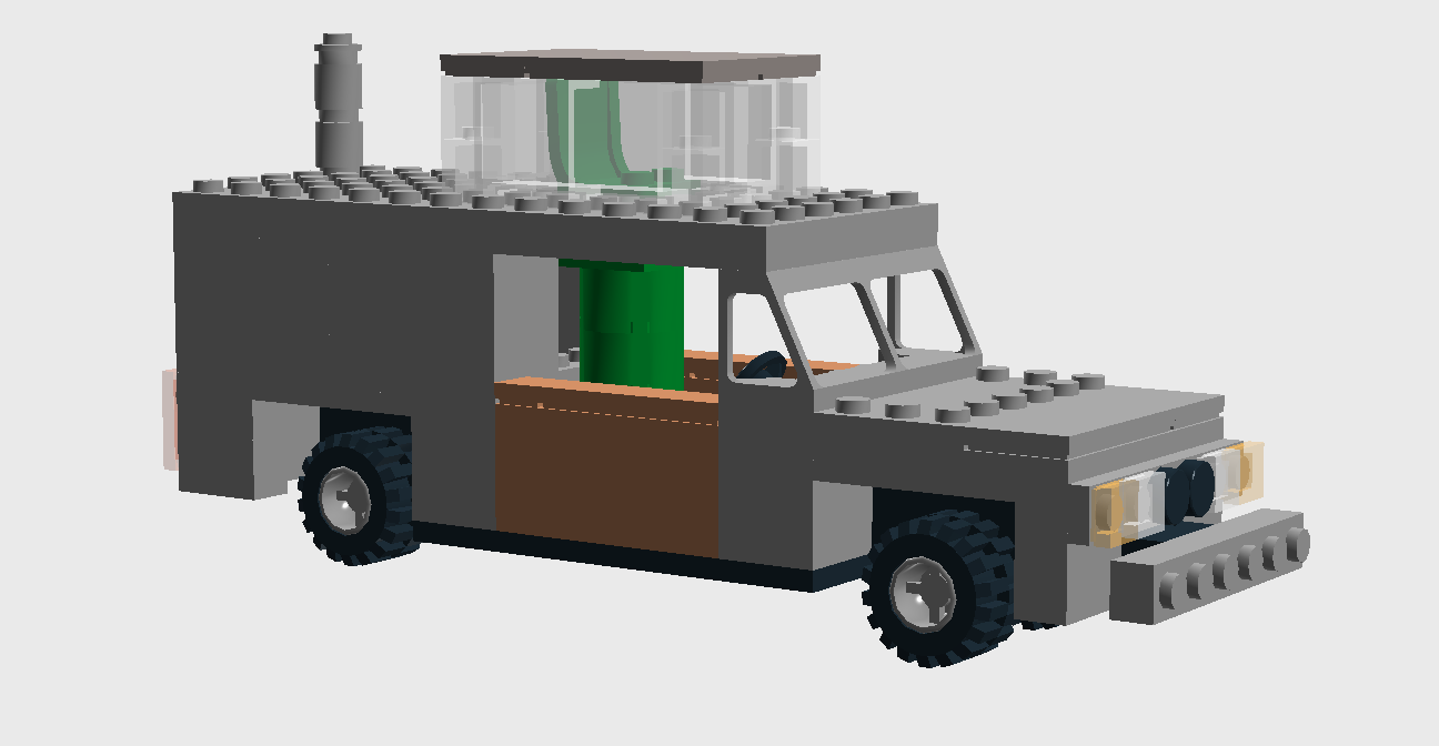 Lego Ideas Product Ideas Top Gear Hammerhead Eagle I